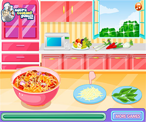 Lasagna Soup Screenshot Two