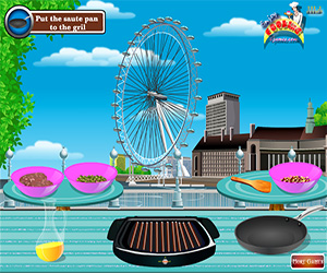 London Pizza Screenshot One