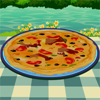 Tuna Pizza Icon