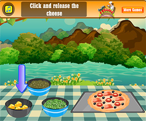 Tuna Pizza Screenshot Two