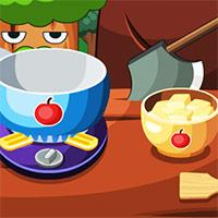 Apple Strudel Icon