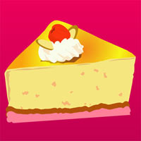 Cooking Cheesecake Icon