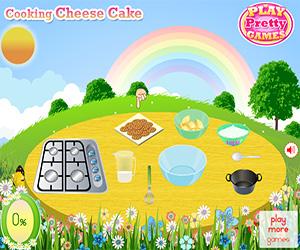 Cooking Cheesecake Screenshot One