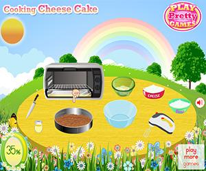 Cooking Cheesecake Screenshot