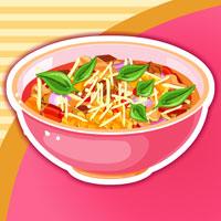 Lasagna Soup Icon