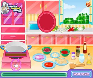 Lasagna Soup Screenshot One