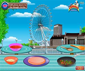 London Pizza Screenshot Two