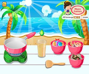 Make Seafood Ragout Screenshot