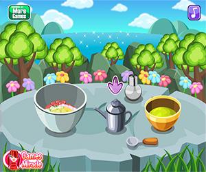 Tuna Tartar Salad Screenshot Two