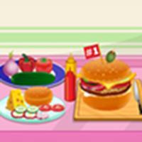 Veggie Burger Icon